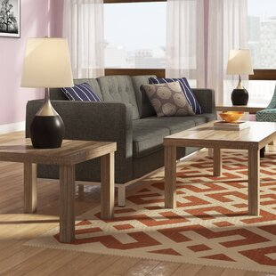 Sunbury 3 Piece Coffee Table Set by Beachcrest Home