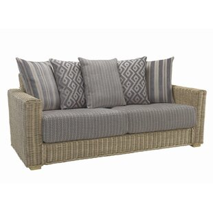 Grafton 3 Seater Conservatory Sofa by Beachcrest Home