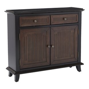 Charlaine Storage 2 Door 2 Drawer Accent Cabinet by Bloomsbury Market