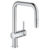 Grohe Minta Single Hole Hot Cold Water Dispenser With Silkmove Perigold