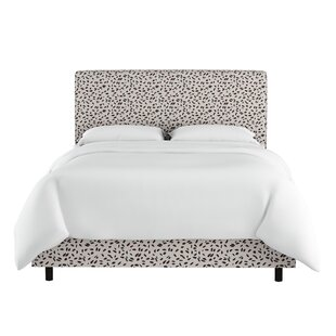 Marksbury Upholstered Panel Bed by Wrought Studio Reviews