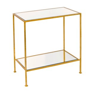 Best Price 2 Tier End Table by Worlds Away