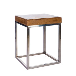 Clouser Side Table By Ebern Designs