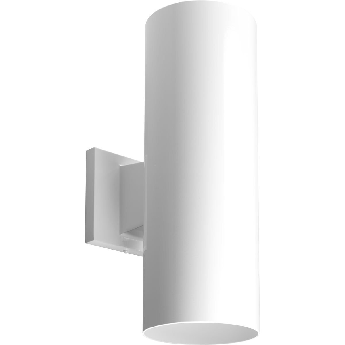 Modern Contemporary White Cream Outdoor Wall Lighting You Ll Love In 2021 Wayfair