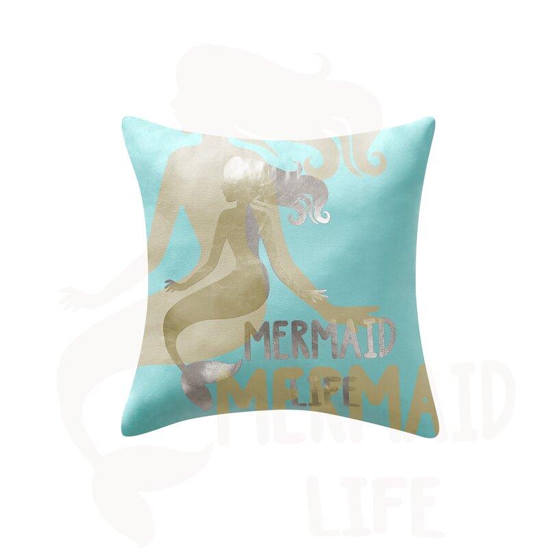 Highland Dunes Faywood Mermaid Comforter Set Wayfair
