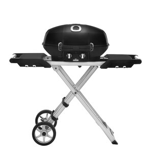 Napoleon TravelQ 2-Burner Portable Propane Gas Grill