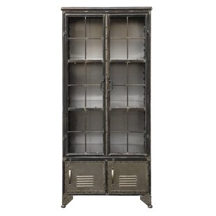 Dinapoli Metal 4 Door Accent Cabinet by Williston Forge