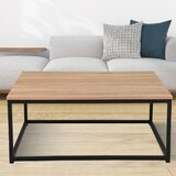 Perillo Frame Coffee Table by 17 Stories