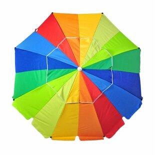 Schroeder Heavy Duty 8' Beach Umbrella