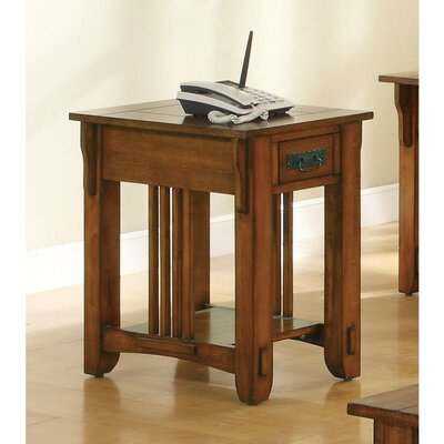 Abrahamson End Table