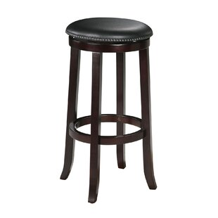 Online Reviews Cambridgeshire 24 Swivel Bar Stool (Set of 2) by Charlton Home Reviews (2019) & Buyer's Guide