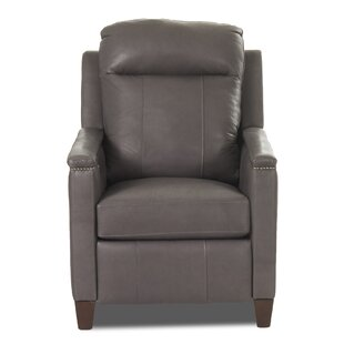 St Catherine Recliner with Headrest and Lumbar Support Brayden Studio