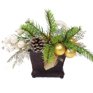 Holiday Accent Centerpiece