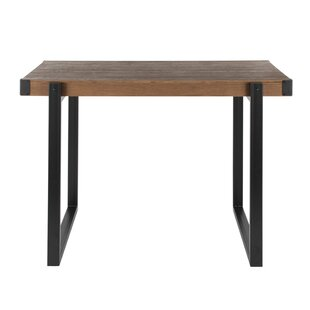 Williston Forge Bonner Industrial Counter Height Dining Table