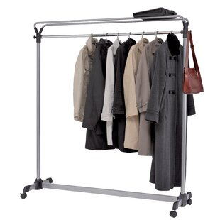 Pulliam 153cm Wide Clothes Rack By Symple Stuff