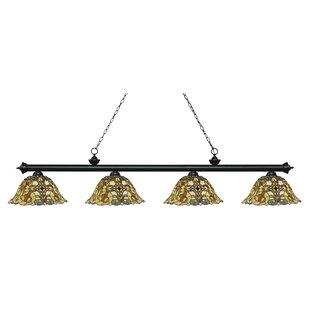 Fleur De Lis Living Billington 4-Light Pool Table Lights