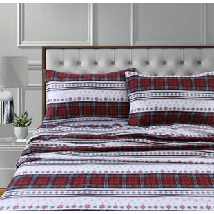 Fitzpatrick Flannel Sheet Set