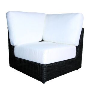 E9-Halo Palma Corner Chair with Cushions