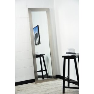 Inexpensive Current Trend Apartment Stainless Full Length Wall Mirror By American Value