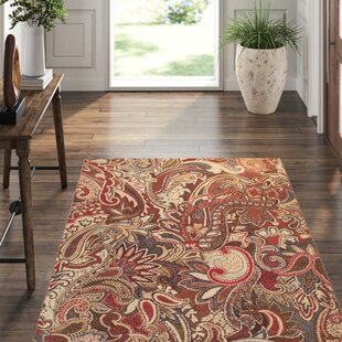 Luxury Red Area Rugs Perigold