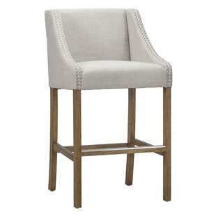 Bartell 19 Bar Stool by Canora Grey