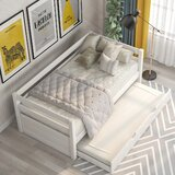 Anhuar Twin Daybed with Trundle by Latitude Run®