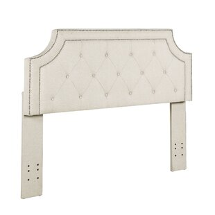 Affordable Kolmont Modern Full/Queen Upholstered Panel Headboard by House of Hampton