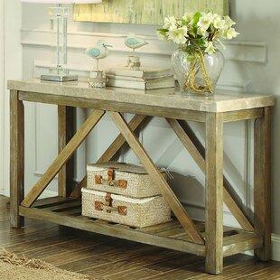 Bellas Console Table by Gracie Oaks