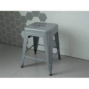 Byars Metal 18.1 Bar Stool by Williston Forge