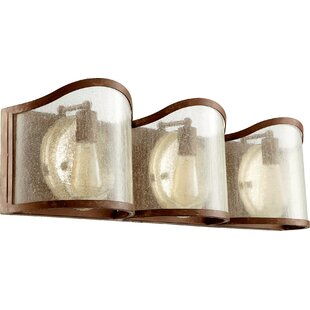 Lark Manor Boissonneault 3-Light Vanity Light