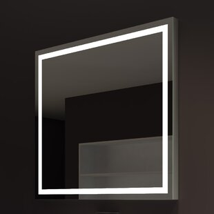 Affordable Price Harmony Illuminated Bathroom / Vanity Wall Mirror By Paris Mirror