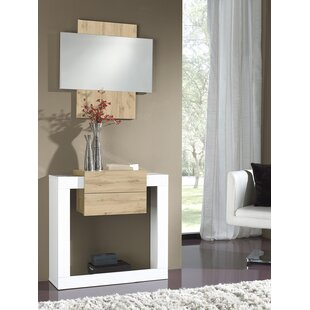 Lineberry Console Table And Mirror Set By Ebern Designs