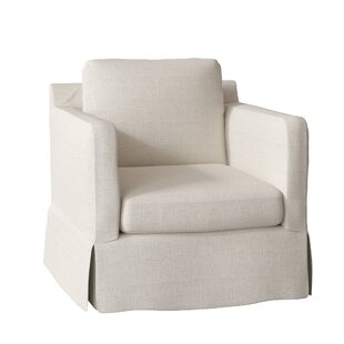 Hayes Swivel Armchair by Gabby
