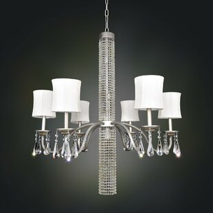 Allegri by Kalco Lighting Soriano 3-Light Shaded Chandelier