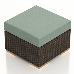 Harmonia Living Arden Ottoman with Cushion