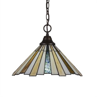 Astoria Grand Ratchford 1-Light Inverted pendant