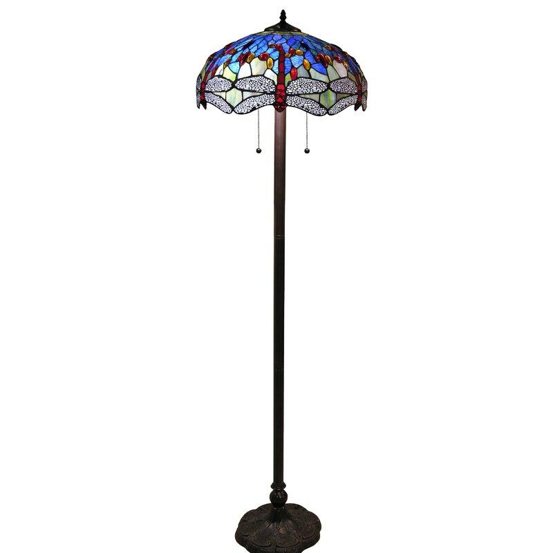 Azul Dragonfly 18 Floor Lamp