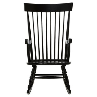 Burnette Rocking Chair By Brambly Cottage