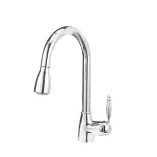 Blanco Grace Pull Down Single Handle Kitchen Faucet