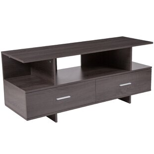 Fields TV Stand for TVs up to 43 by Flash Furniture
