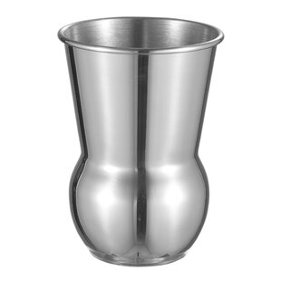 Fregoso 8 oz. Stainless Steel Moscow Mule Mug