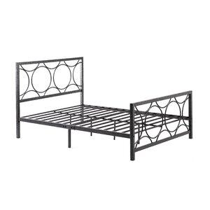 Alisha Panel Bed