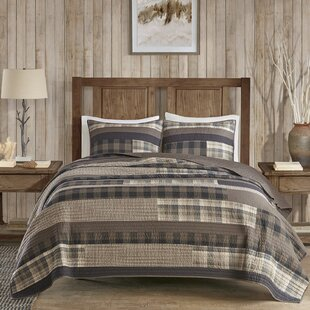 Winter Plains 3 Piece Quilt Set