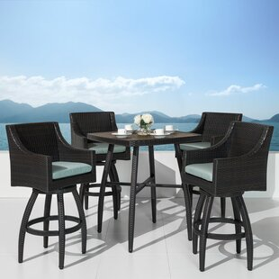 Northridge 5 Piece Bar Height Dining Set