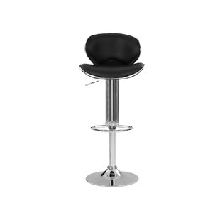 Nigella Height Adjustable Bar Stool By Metro Lane