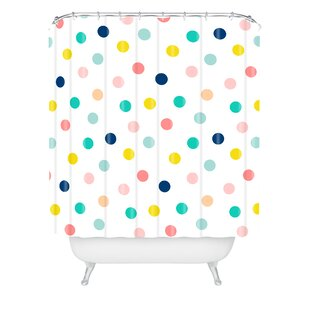 Hello Sayang Shower Curtain by East Urban Home