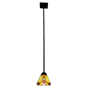 Astoria Grand Hackmore 1-Light Geometric Pendant