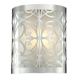 Willa Arlo Interiors Eglantine 1-Light Bath Sconce