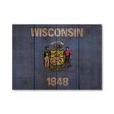 16 Height Wisconsin Coastal Wall Art You Ll Love In 2021 Wayfair