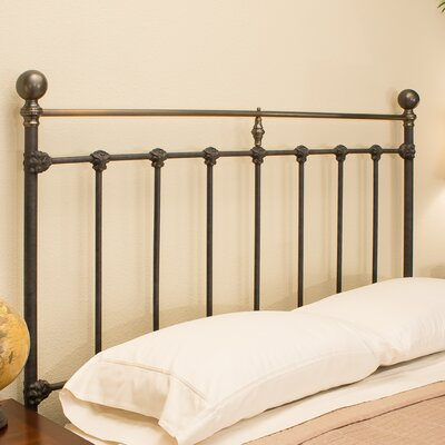 Durham Slat Headboard Benicia Foundry and Iron Works Size: Queen